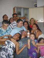 Familia reunida!!!