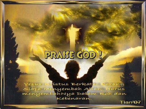 Gambar Doa Kristen