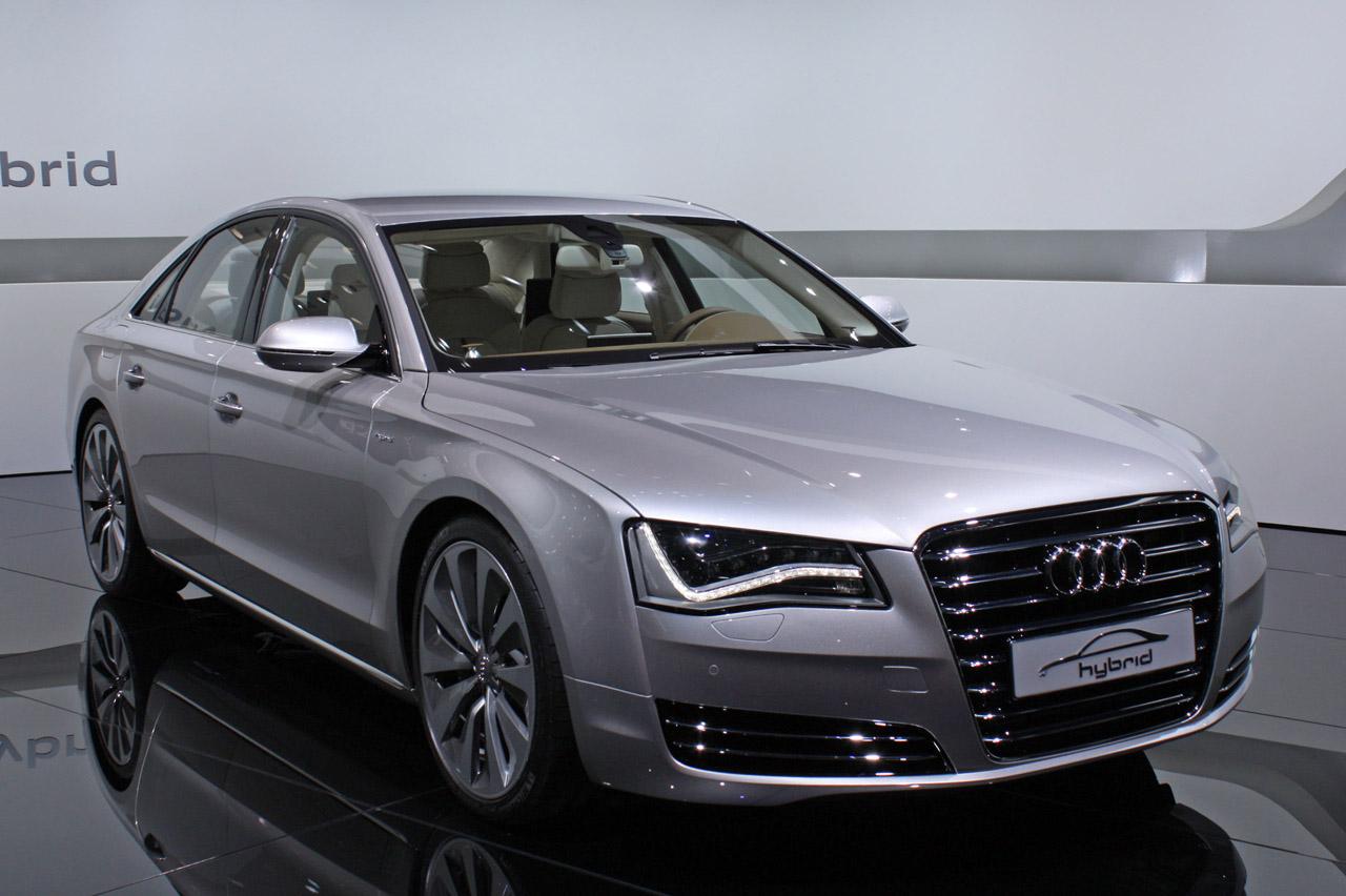 Audi A8 Hybrid Concept (2010)