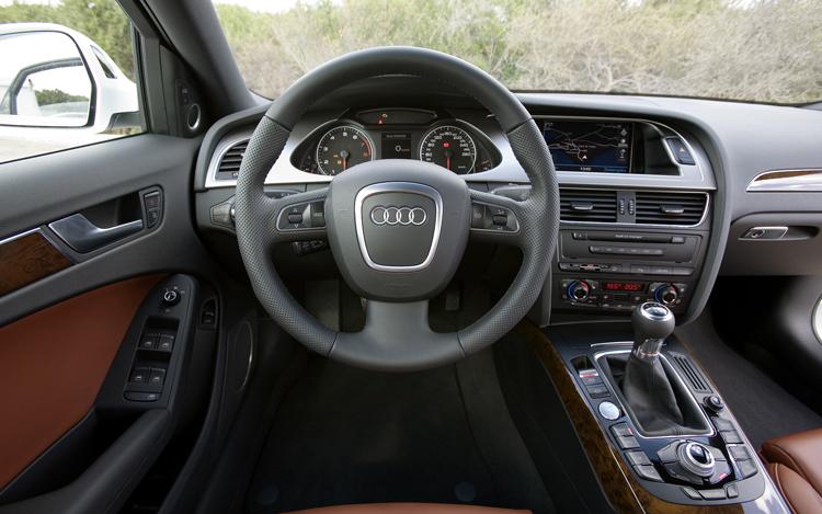 Audi A6 2009 Interior. Audi A4 Avant Cars
