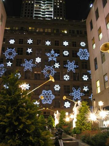 Saks Fifth Ave at Christmas...