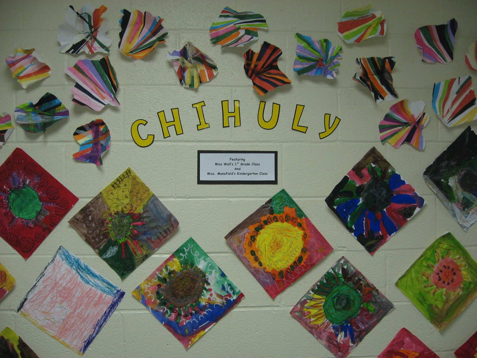 Art Lessons : Mnps chihuly art lessons