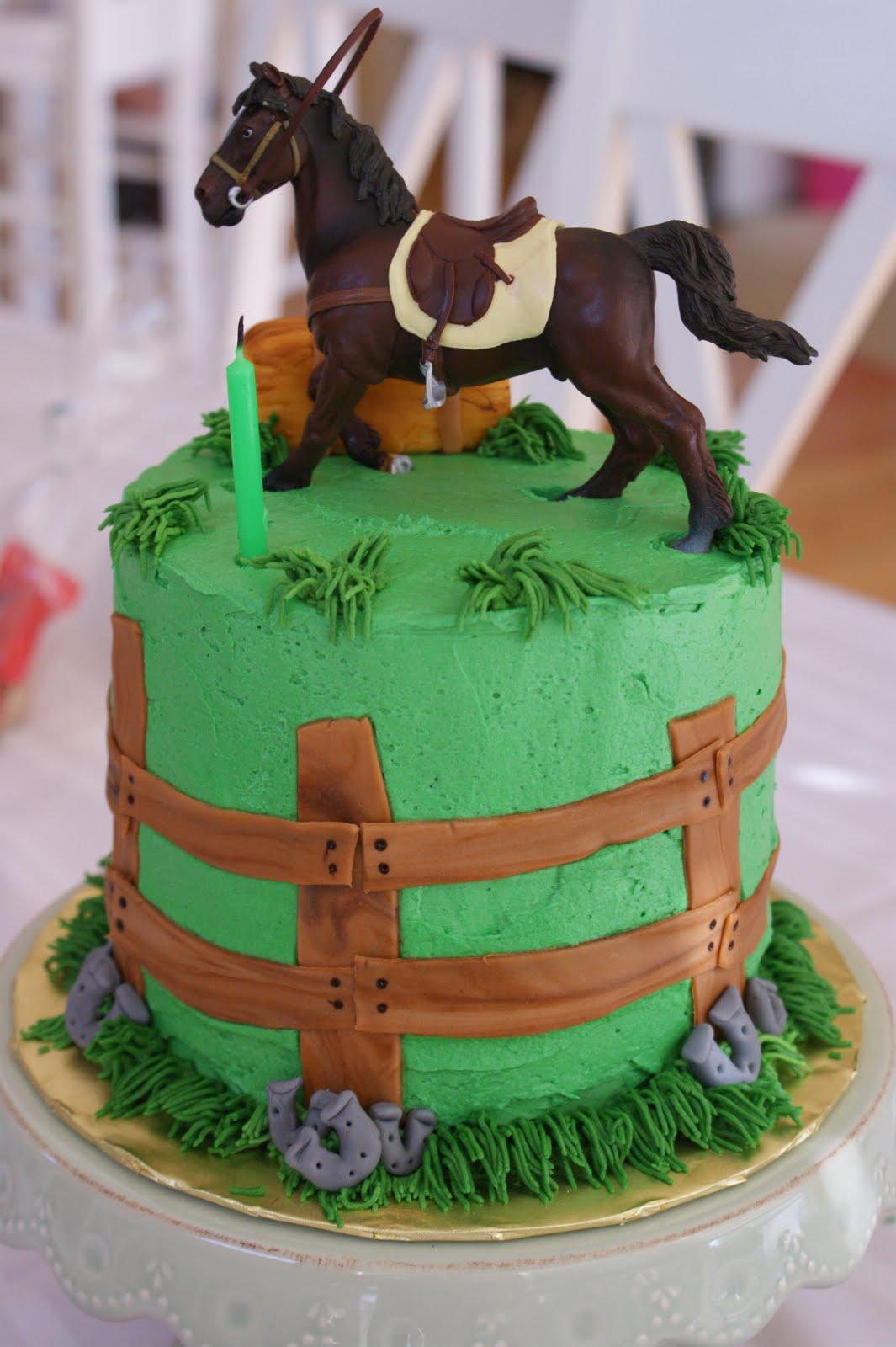 Birthday Cake Ideas With Horses : Raising Sweet Souls....: Happy Birthday Lindy & Paige