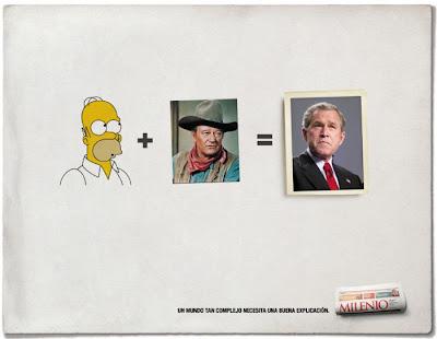 Фото прикол Джордж Буш