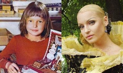 Звёзды мира: фотографии детства и сейчас