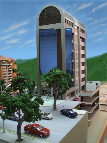 Proyecto Orbis El Rosal. Caracas. Venezuela