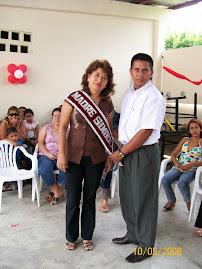 MADRE SIMBOLO 2008-2009