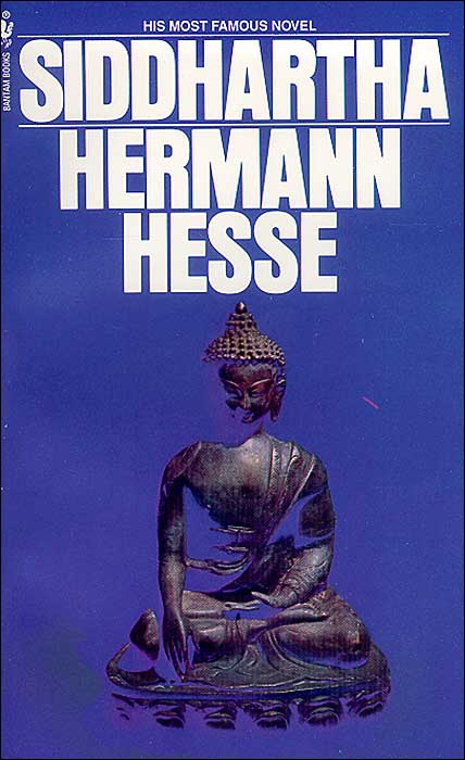 an analysis of the river symbolism in siddhartha an epic story by herman hesse