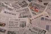 """""""Noticia: es el relato o redacción de un texto informativo que se quiere dar . diarios"""