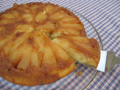Pear Cake Recipe Using Canned Pears