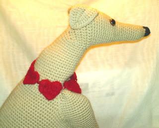 Crochet Popcorn Garland