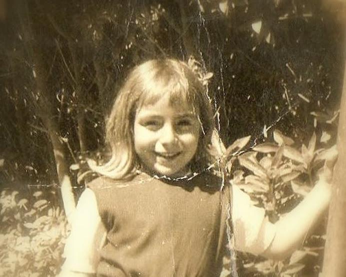 Un sorriso senza ombre....puro come il cuore di una bambina...