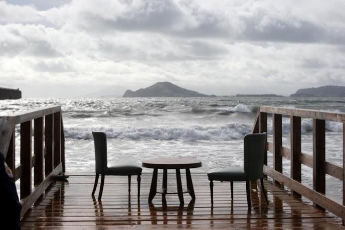 Ciò che più amo della mia città è il profumo del mare....