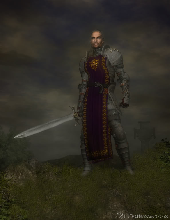 Fantasy Knight Art In fantasy art wear that,