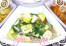 Gambar Masakan Sayur Sausin Campur Tahu Dapur Cantik