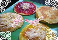 pancake aneka rasa dapur cantik
