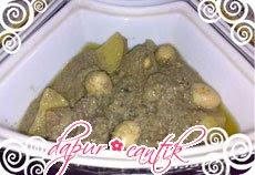 opor daging sapi dapur cantik