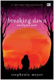 Kisi-Kisi Breaking Dawn - Buku Keempat Stephenie Meyer