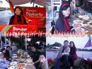 Moment di Bandar Jakarta Seafood