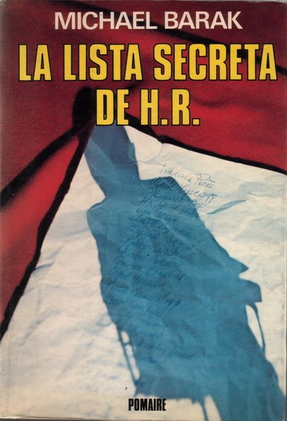 La Lista Secreta De H. R. - Michael Barak [1.33 MB | EPUB | LFR | LIT | FB2 | MOBI]