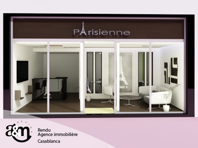 A m design architecture d 39 interieur design parisienne for Agence architecture interieur paris