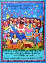Encontro de Mulheres Zapatistas