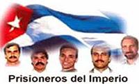 Pela paz e contra o terrorismo: liberdade imediata aos 5 patriotas