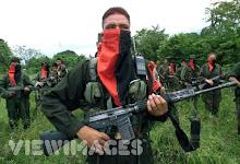 Guerrilha colombiana: força beligerante?