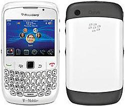 BlackBerry Gemini Putih Rp. 1,25 juta