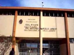 Escuela Antonio Arboit