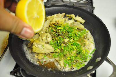 Bassa con salsa de alcachofas taringa - Como hacer alcachofas en salsa ...