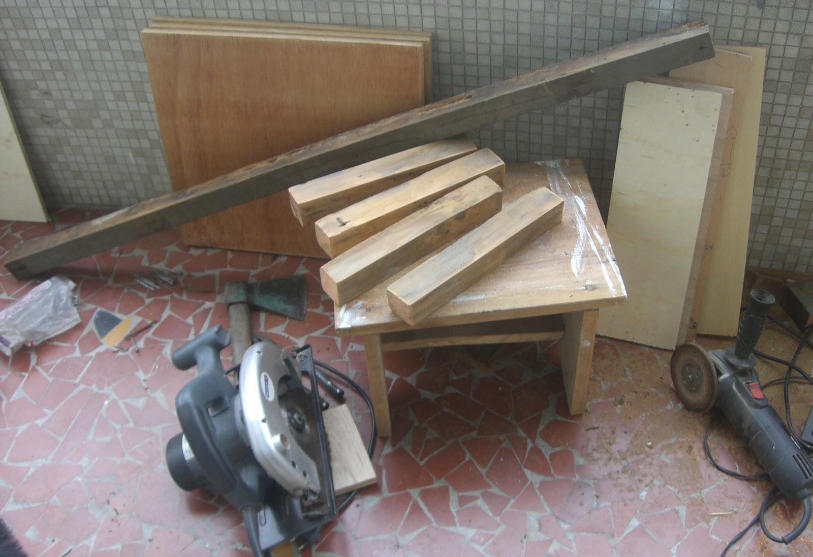 ArteReciclaMadeira: MESINHA DE MADEIRA CATADA DA RUA PASSO A PASSO #62493B 1600x1096