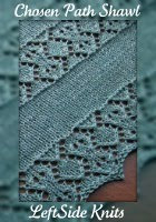 Chosen Path Shawl