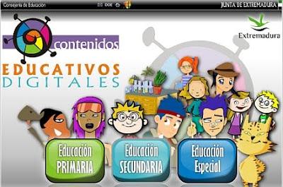 Junta de Extremadura. Contenidos Digitales