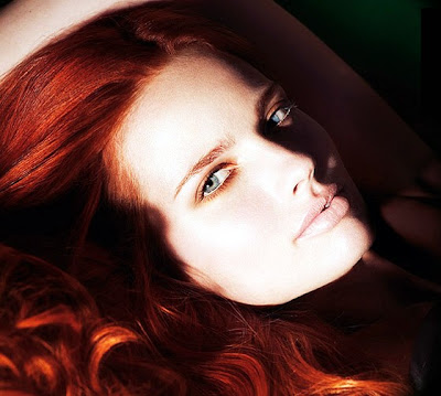Natural Red Hair Color