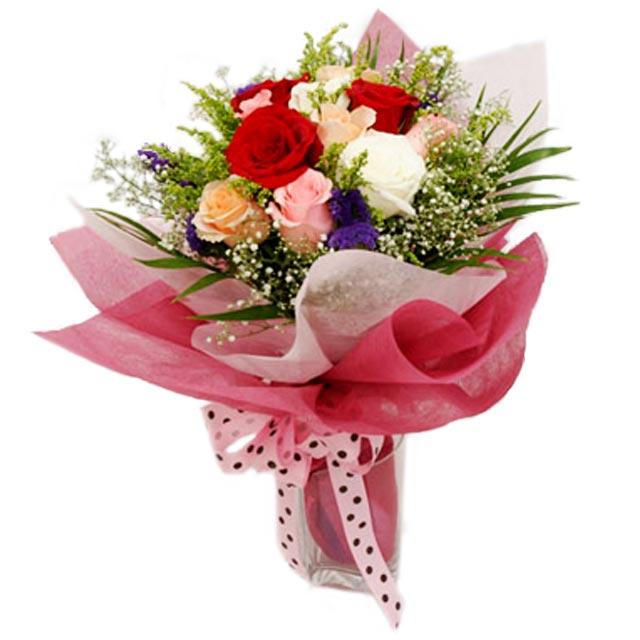 Kami menerima tempahan bunga dan coklat sempena Hari Valentine...