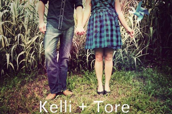 Kelli + Tore