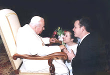 Meeting the Pope!