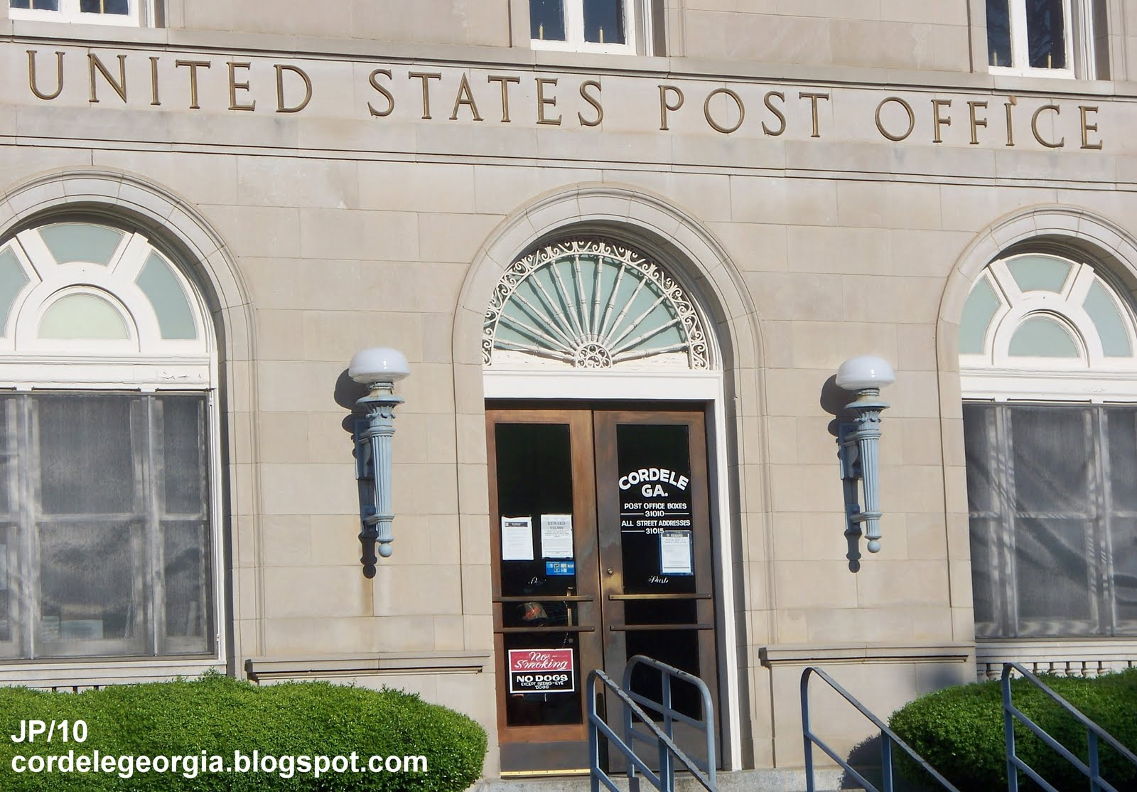 Cordele (GA) United States  City pictures : ... CORDELE GEORGIA POST OFFICE, United States Post Office, USPS Cordele