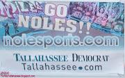 Tallahassee Democrat Newspaper Box Florida State Capital (tallahassee democrat newspaper tallahassee florida go noles website democrat box florida state capital)