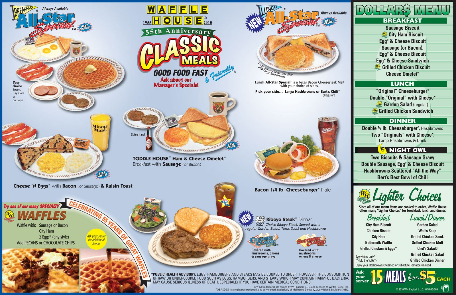 Waffle House Locations