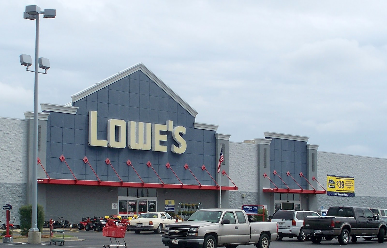 lowe s home improvement strategic and Home depot and lowes are constantly making changes to their business  strategies since the recession, home improvement projects and new home sales  have.