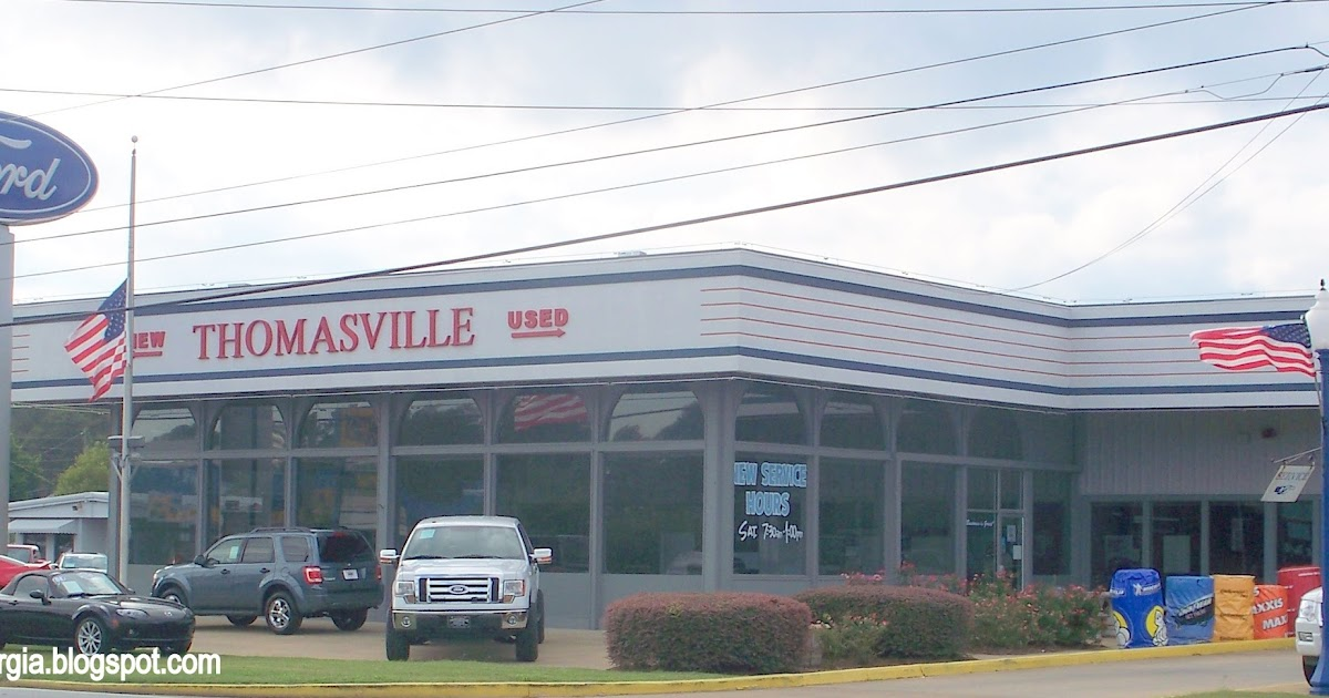 Thomasville Georgia Used Car Dealership