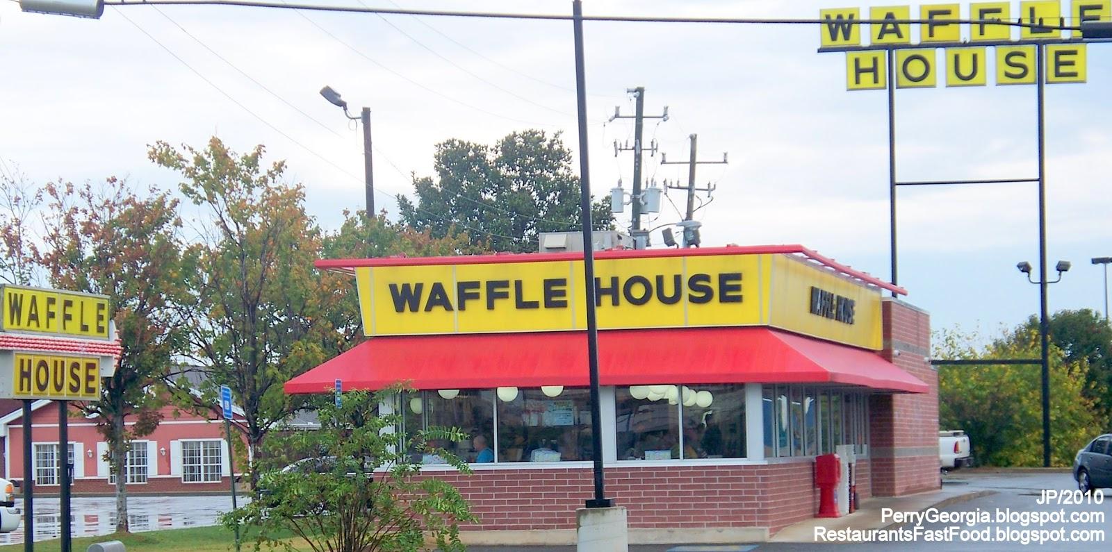 Waffle House Perry Georgia Diner Restaurant Menu Sam Nunn Boulevard I 75 Houston County Ga Coffee