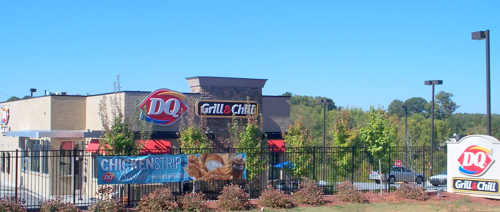 Greensboro Fast Food Restaurants