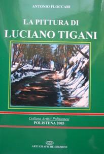 La pittura di Luciano Tigani