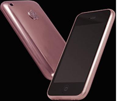 The Pink Diamond iPhone