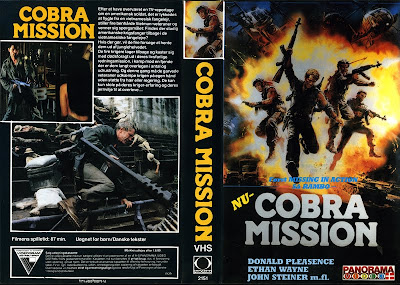 When the vietnam war raged in the philippines more for Cobra mission
