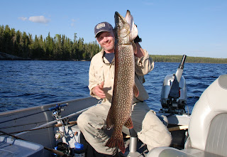 red lake fishing guide