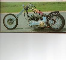 70's panhead